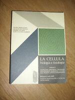 BERKALOFF - LA CELLULA BIOLOGIA E FISIOLOGIA VOL.1 I - PRIMA ED:1979 (GU)