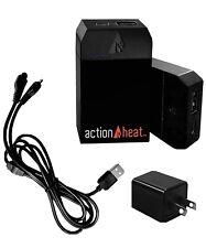 ActionHeat Portable 5V Power Bank 3000mAh Kit – Dual, Two Li-Poly Rechargeable