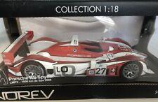 1:18 Norev Porsche RS Spyder Team Horag 2008