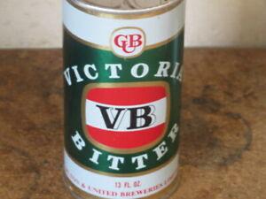 VICTORIA  BITTER. MORE. DIFFICULT. 13 OZ. VERSION. SS AUSSIE. BEAUTY