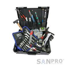 SANPRO Werkzeugkoffer 20 tlg. - L-BOXX | Sortimo 136 mit Werkzeugkarte