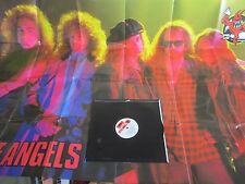 """LITTLE ANGELS BONEYARD 12"""" EX BOXED LIMITED EDITION WITH GIANT POSTER NUMBERED"""