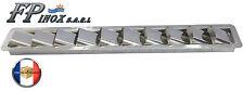 Grille d'aération 10 volets ( Moteur ) 528mmx77mm inox 316