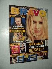 BRAVO POLONAIS 2000/13 (21/4/2000) CHRISTINA AGUILERA BRITNEY SPEARS BULLOCK (2)