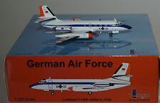 INFLIGHT 200 IF1400716 LOCKHEED C-140B JETSTAR German Air Force 11+01 in 1:200