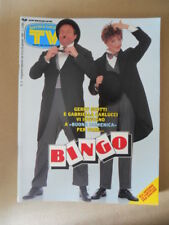 TV SORRISI E CANZONI 4 1994 Gabriella Carlucci Gerry Scotti Bryan Adams  [G799]