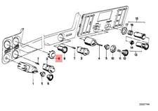 Genuine BMW E21 Sedan Knob TEMPERATURE OEM 64111370060
