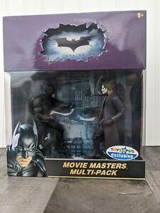 Batman vs The Joker Action Figures - Movie Masters Multi-Pack - The Dark Knight