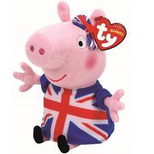 Ty Beanie Babies 41207 Peppa Pig Union Jack
