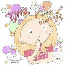 Tyttö, Joka Unohti Nimensä MIIA by Tiina Walsh (2015, Paperback)