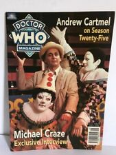 Doctor Who - Magazine #225 10th May 1995