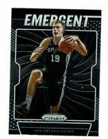 2019-20 Panini Prizm Dominance Luka Samanic RC #8 San Antonio Spurs