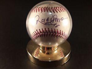 Roberto Alomar & Joe Carter Autographed Official Major League Baseball