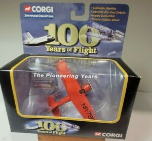 CORGI 100 YEARS OF FLIGHT  AMELIA EARHART LOCKHEED VEGA 5 CS90113