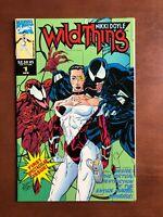 Marvel Wild Thing #1 (1993) 9.6 NM Key Issue Carnage & Venom Cover High Grade