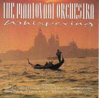 The Mantovani Orchestra - Whispering (1999 CD Album)