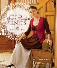 USED (VG) The Best Of Jane Austen Knits: 27 Regency-Inspired Designs