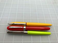 Judd's Lot of 3 Student Fountain Pens