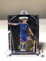 2020-21 Panini Prizm Premier League Soccer Jamie Vardy Leicester City
