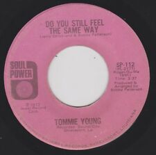 TOMMIE YOUNG {70s Soul} Do You Still Feel The Same Way / Everybody's Got A ♫HEAR