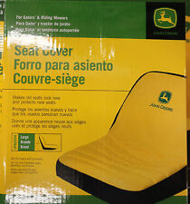 "JOHN DEERE Seat Cover LP92334 for seats 18"" and under size large"