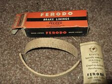 Douglas VESPA 1952/56 Forros de Frenos Ferodo. BVS/3/1