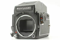 [N MINT] Mamiya M645 1000S Medium Format Camera Body Prism Finder from JAPAN