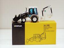 "Caterpillar 438C Backhoe - ""OHIO DOT"" - 1/50 - NZG #430 - MIB"