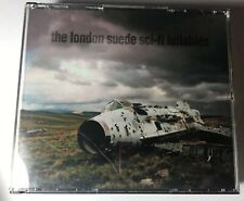 THE LONDON SUEDE - Sci-fi Lullabies - 2 CD Promo Set - Like New condition -