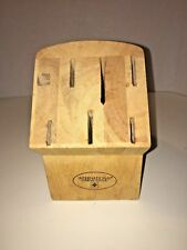 7 Slot Knife Block by International Supreme Cutlery