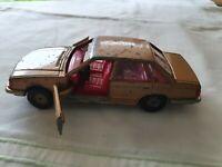 "Vintage Corgi 5"" OPEL SENATOR Diecast Toy Car BRONZE 1984 Scale 1:36"