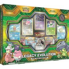 Pokemon Trading Card Game Legacy Evolution Pin Collection