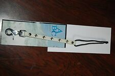 SNOWBOARD Short Leash, Spiked White