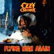 Ozzy Osbourne-Flying High Again, Black Sabbath Heavy Metal Sticker or Magnet