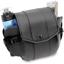 Saddlemen Cruis'n Deluxe Sissy Bar Bag Black Universal
