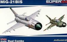 eduard - MiG-21BIS Finlande Pologne Bulgaria Taszar 1:144 modèle-kit NEUF kit