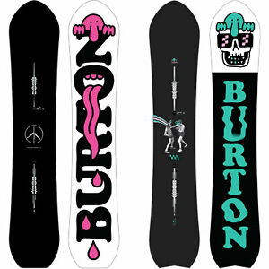 Burton Kilroy Custom Directional Men's Snowboard all Mountain 2019-2020 New