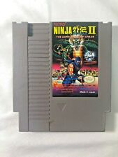 Ninja Gaiden II 2 (Nintendo Entertainment System NES) Cart Only Tested