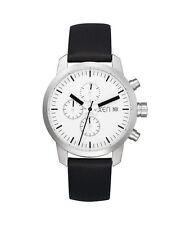 Xen Herren-Armbanduhr XL Chronograph Quarz Leder XQ0171 (2)