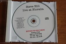 Steve Hill / Holland PromoCD / Live at Floralia