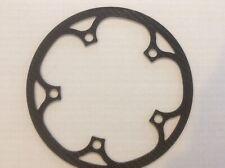 "Carbon Chain Ring Guard 130mm  BCD 7-1/2"" Diameter"