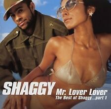 Shaggy Mr. Lover Lover Best Of Part 1 CD NEW Reggae Oh Carolina/Boombastic+
