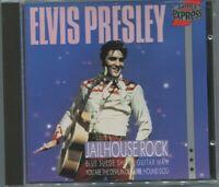 CD Elvis Presley: Jailhouse Rock (Ariola Express)