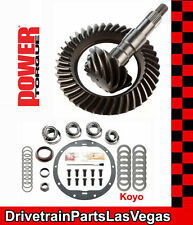 "Power Torque GM 8.5"" 8.6"" 4.56 Ring Pinion Gear Set Koyo Master Kit 2000 to 2008"