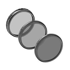 Neewer PL ND8 ND16 3-Pack Glass Filter Set for DJI OSMO / Inspire 1