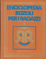 Enciclopedia Rizzoli per i ragazzi volume 3
