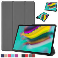 For Samsung Galaxy Tab S5e 10.5 Inch 2019 T720 T725 Smart Case Magnetic Cover