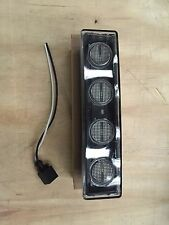 Scania P & R Series Sunvisor LED Marker Lamp inc Wiring Lead - White LED
