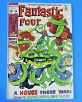 FANTASTIC FOUR #88 ~ 1969 MARVEL SILVER AGE COMIC BOOK ~