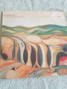 DAVID TYACK WITH RICK TOMLINSON AND NAOMI HART  VINYL LP RARE 2001